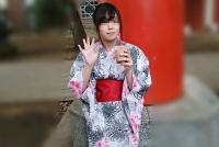 【個撮】県立進学校テニス部②1000年に1人の美少女似・浴衣でハメ撮り