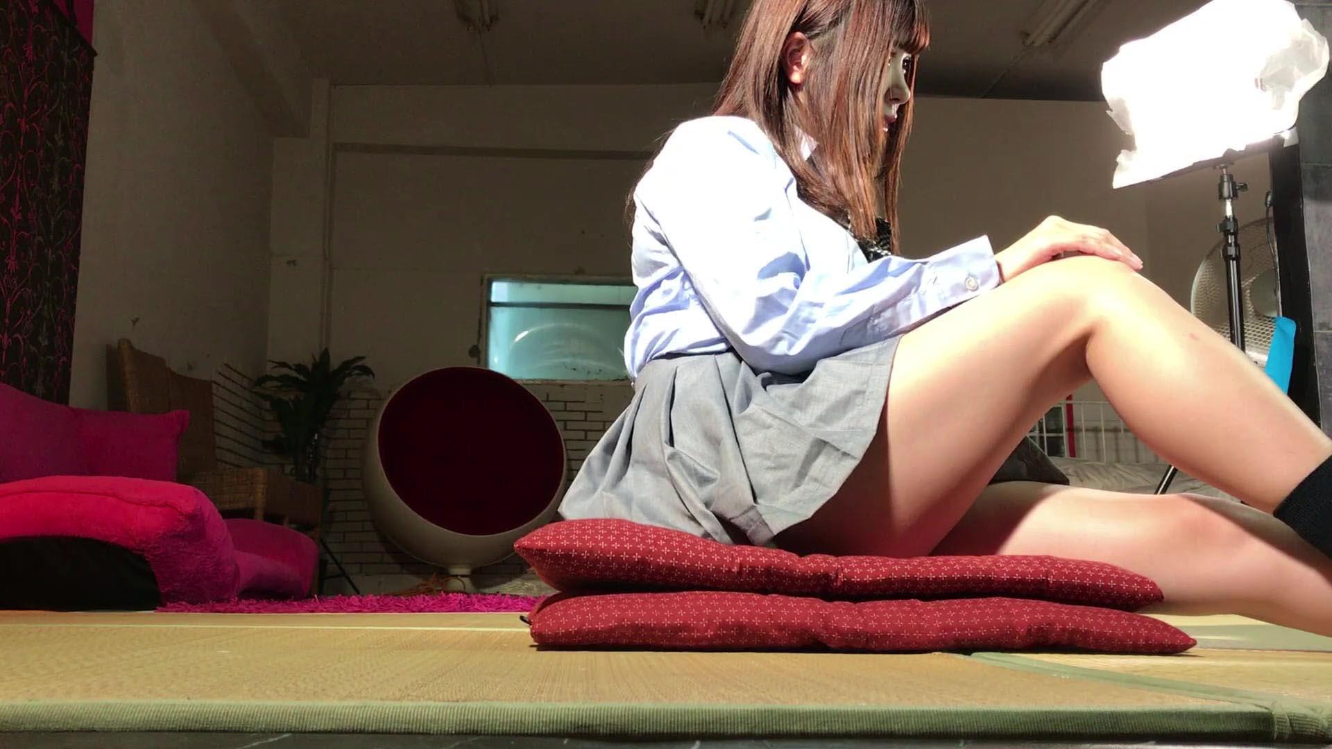 潜入!制服着エロアイドルのグラビア撮影(後編) みくる⑥ FETK00372