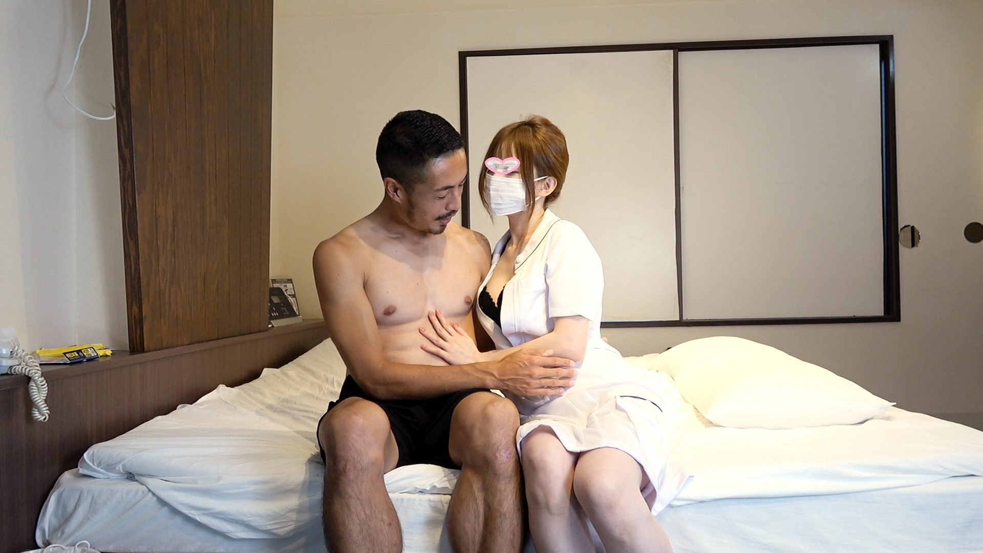 FC2 PPV 1166244 Naughty Nurse Pretend ♥ ️ Older Muscle Macho Uncle Oshiro Treatment and Examination ♥ ️